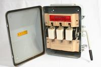 Ящик силовой с рубильником